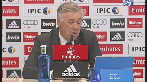 Ancelotti, sobre el Bal�n de Oro y Bale