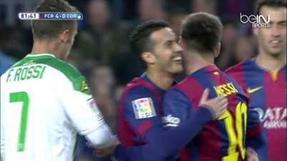 FC Barcelone : Le doublé de Messi