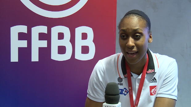 """Basket : FIBA - EuroBasket 2015 (F) - Gruda - """"On a prouvé que l'on avait du caractère"""""""