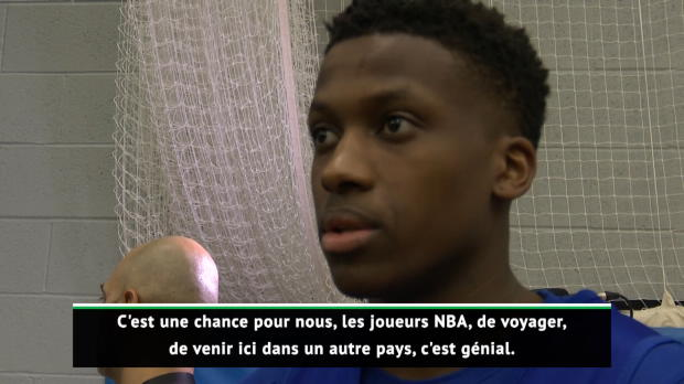 Basket : NBA - Ntilikina de retour en Europe