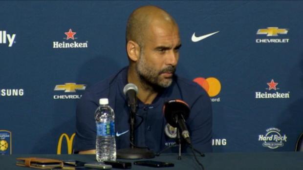 كرة قدم: الدوري الانكليزي: غوارديولا يتوقع بلوغ اسعار اللاعبين 120 مليون جنيه