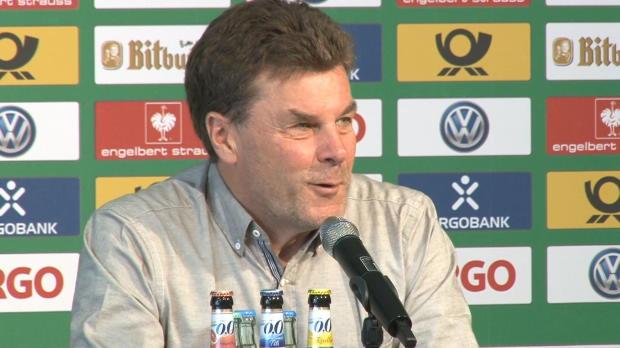 """Hecking vor Halbfinale: """"Ein besonderer Abend"""""""