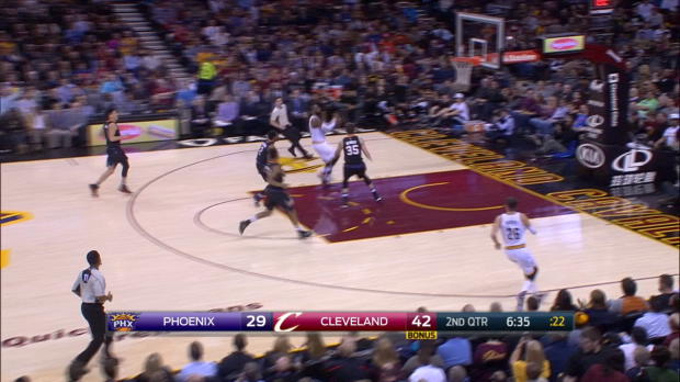 Steal of the Night - Kyle Korver