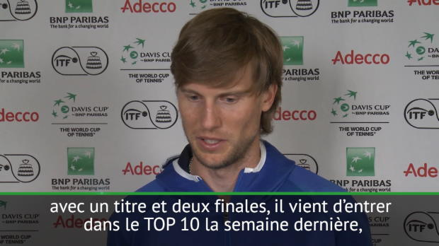 : Coupe Davis - Seppi - 'Chardy sera adversaire redoutable'