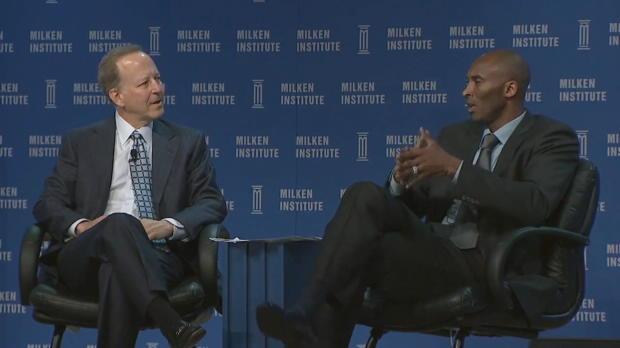 Basket : NBA - Bryant - ''Le basket, c'est comme une bonne glace''