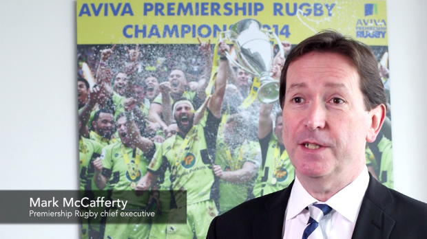 Aviva Premiership - Premiership Rugby and BT Sport sign until 2021