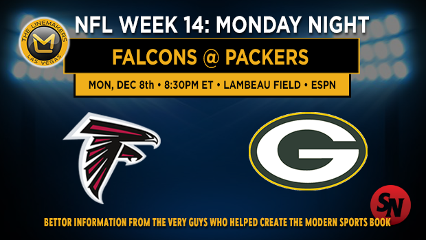 Atlanta Falcons @ Green Bay Packers