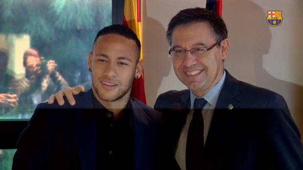 Bis 2021! Neymar verlängert bei Barca