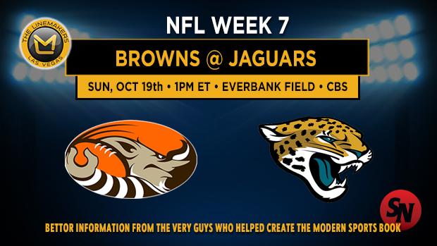 Cleveland Browns @ Jacksonville Jaguars