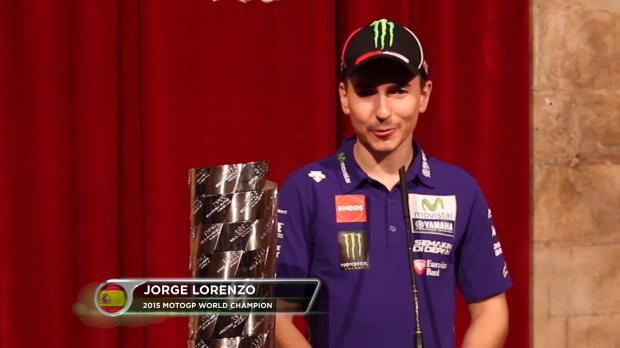 MotoGP - Lorenzo narra su incidente en las celebraciones
