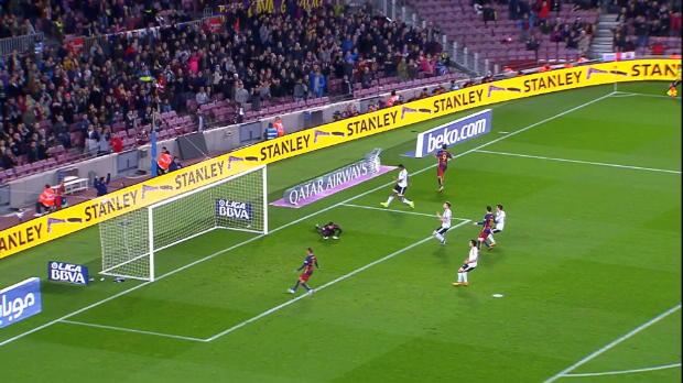 Copa Del Rey Semi Final: Barcelona 7-0 Valencia