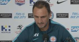 City coach Michael Valkanis discusses the form of Tim Cahill ahead of his side's clash against the Jets.