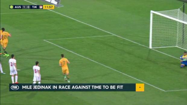 Jedinak in doubt for Socceroos
