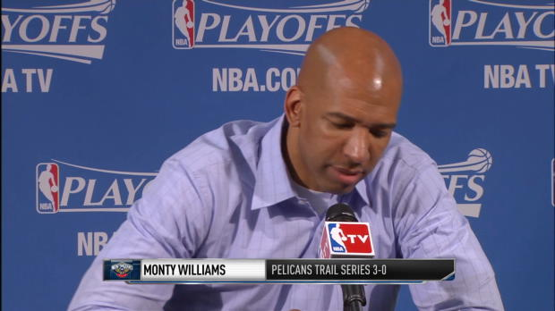 Pelicans on Game 3 Loss