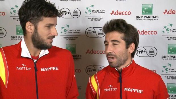 Copa Davis - Marc López no se fía de Croacia