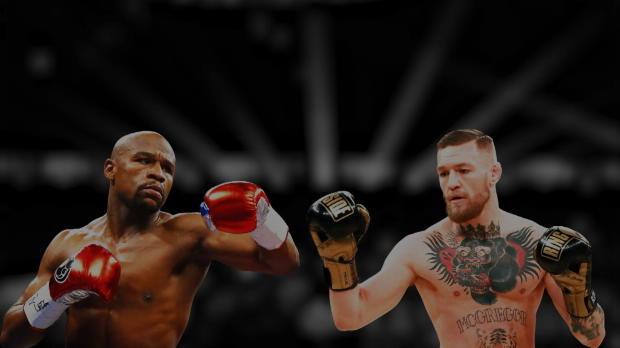 Boxen: Mayweather und McGregor im Sprüche-Fight