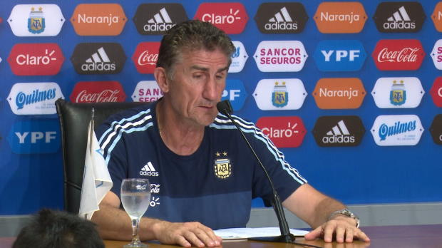 WM-Quali: Bauza: So soll es Messi richten
