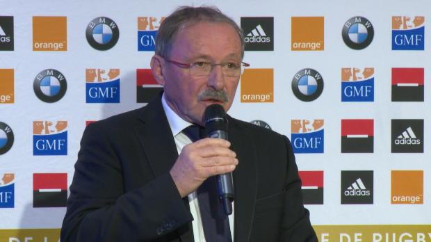 """Rugby : XV de France - Brunel - """"Je ne doute pas de Jalibert"""""""