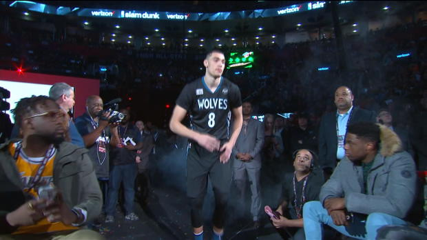 Nightly Notable: Zach LaVine