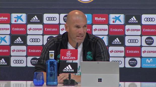 Reals Zidane: Mit weißem Herz zu 100 Spielen
