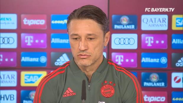 Kovac weist Lob zurück: Trainer nur Zuarbeiter
