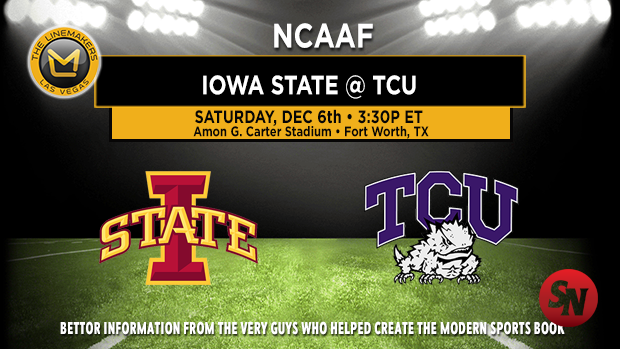 Iowa State Cyclones @ TCU Horned Frogs