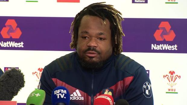 """Rugby : Six Nations - Bastareaud - Au Millenium, """"tu as l'impression de ne plus pouvoir respirer"""""""