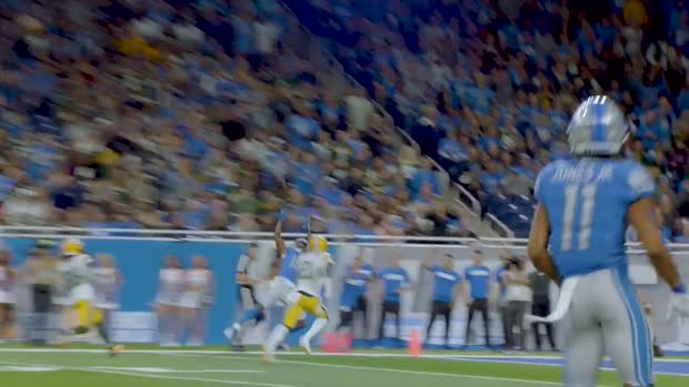 Detroit Lions wide receiver Kenny Golladay explains his mindset going up against top DBs