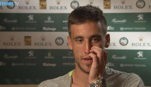 Dzumhur Interview: ATP Monte-Carlo 2R