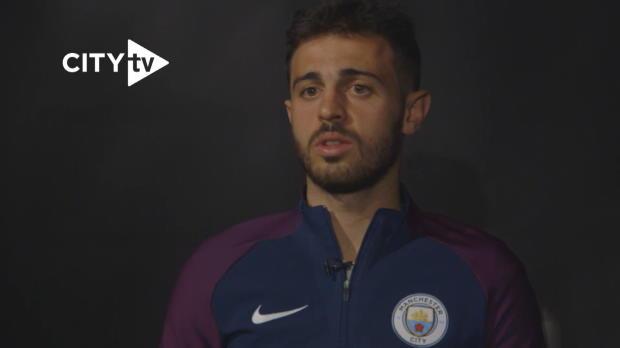 """Silva bei City: """"Erwarten Titel mit Guardiola"""""""
