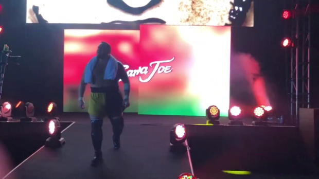 "Monday Night Raw ""can't come soon enough"" for Samoa Joe"