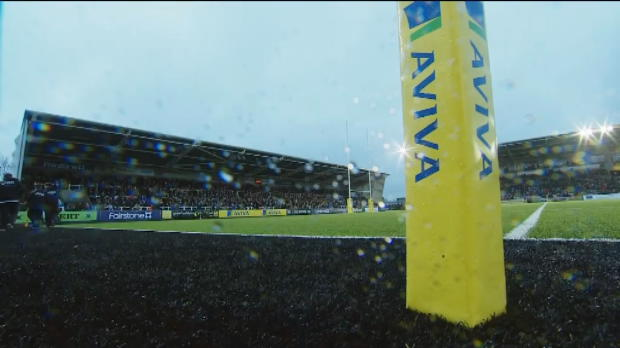 Aviva Premiership - Falcons v Bath