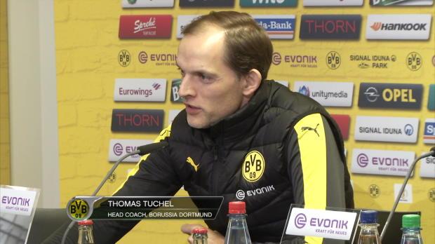 Tuchel scherzt über Elfer-Ausrutscher des FCB