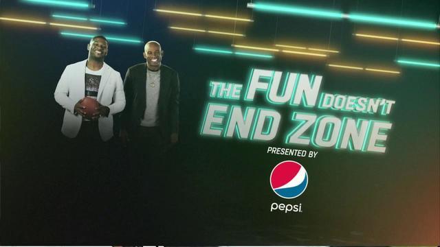 Fun TD celebrations of Week 11