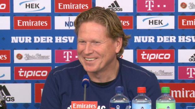 Gisdol über Bayern, Robben und Elfer-Rangliste