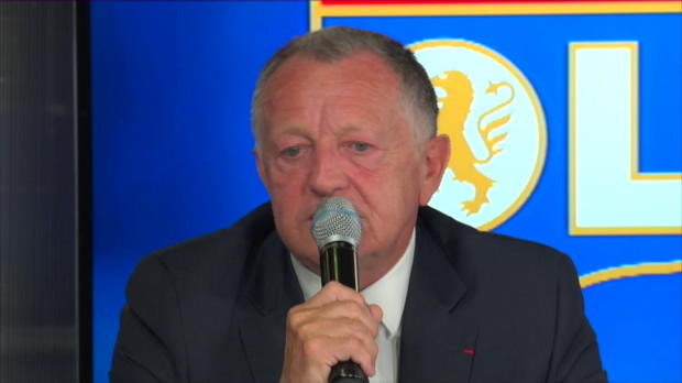 Foot Transfert, Mercato OL - Aulas reste optimiste