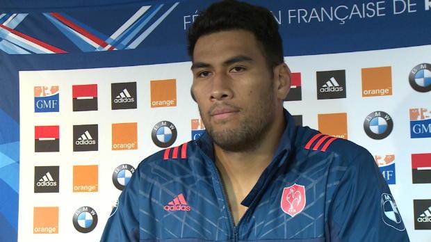 XV de France - Vahaamahina - 'Ça ira plus vite que contre l'Australie'