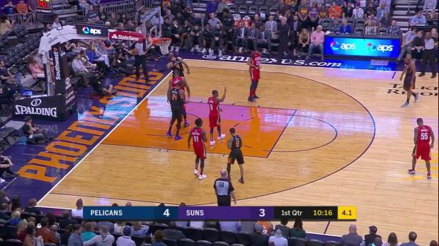WSC: Anthony Davis (23 points) Game Highlights vs. Phoenix Suns