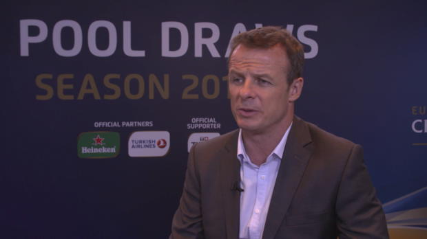 BT Sport?s Austin Healey reviews the draw for the English clubs in the 2017-18 Champions Cup