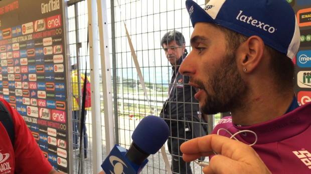 """Giro -  Gaviria: """"Hoy hemos sufrido"""""""