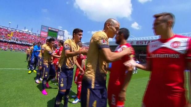 M�xico - Toluca 2-1 Pumas UNAM