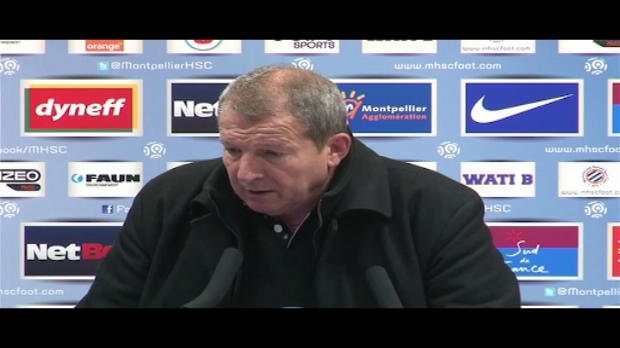 MHSC - Courbis ne d�col�re pas