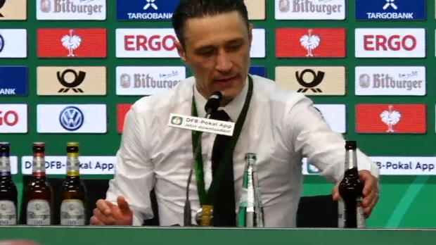 """Kovac zu Abschied: """"Habe nichts verbrochen"""""""