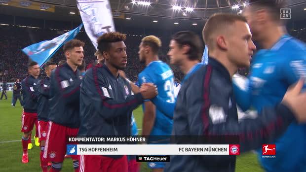 Bundesliga: TSG Hoffenheim - FC Bayern München | DAZN Highlights
