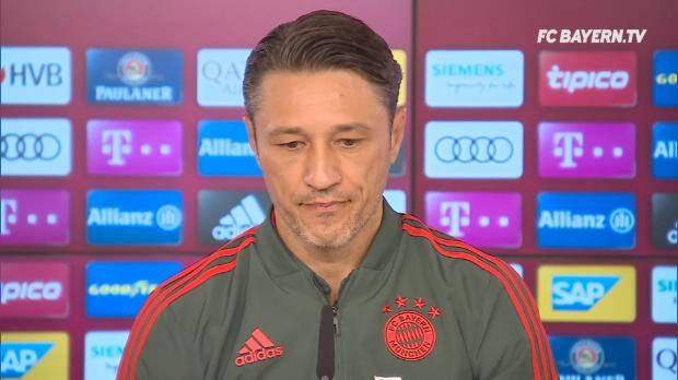 Kovacs Appell an Fans vor Goretzka-Rückkehr