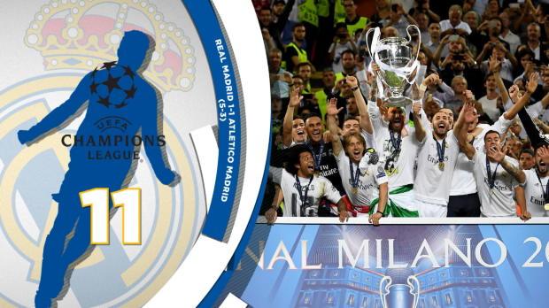 Fünf Fakten nach dem Champions-League-Finale