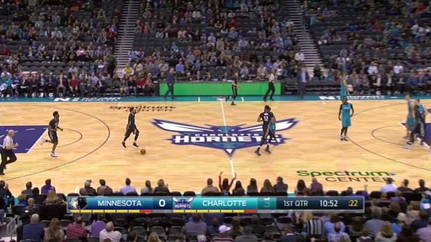 WSC: Nicolas Batum with 12 Assists against the Timberwolves