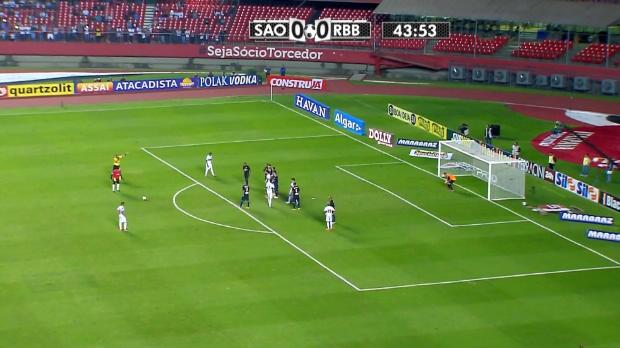 Paulista: Traumtor! Keeper Cenis 127. Streich
