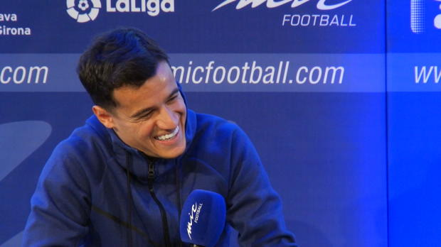 "Coutinho schwärmt: ""Dembele toller Spieler"""
