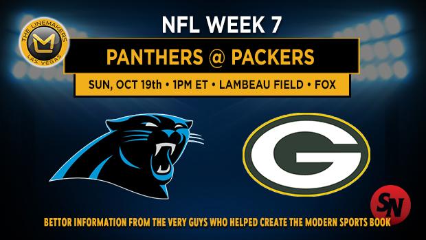 Carolina Panthers @ Green Bay Packers